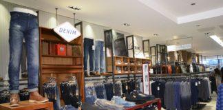 Køb tøj i England